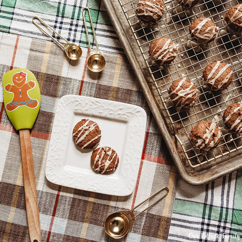 Gluten-Free Spice Cookies Instagram
