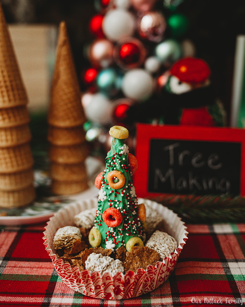 Christmas Tree Party Craft