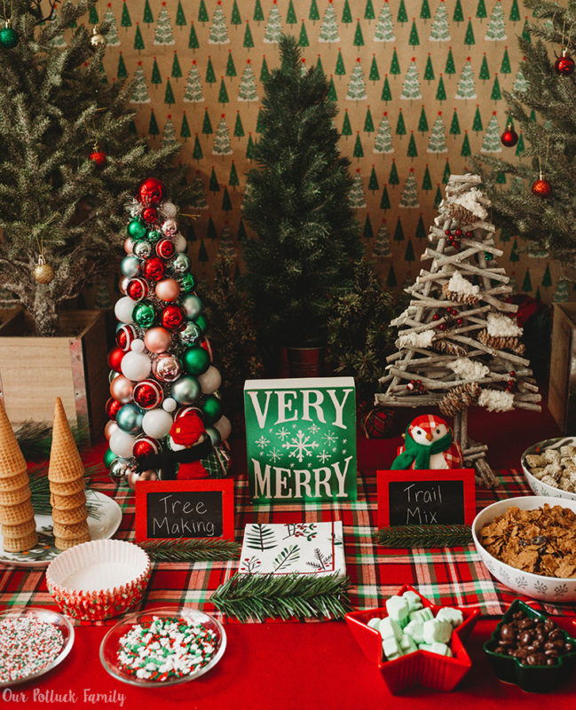 Christmas Tree Party Ideas