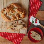 Chocolate Walnut Cranberry Bread