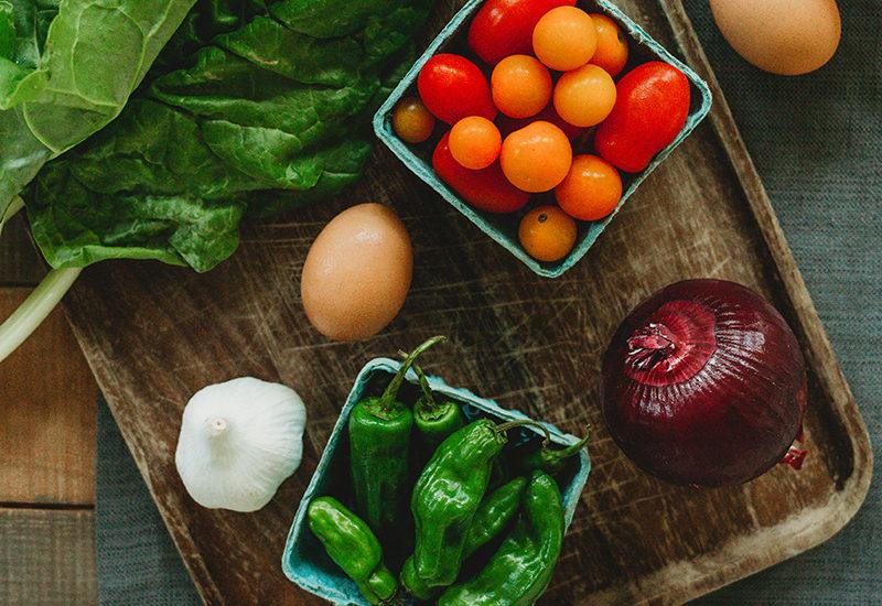 Healthy Habits food
