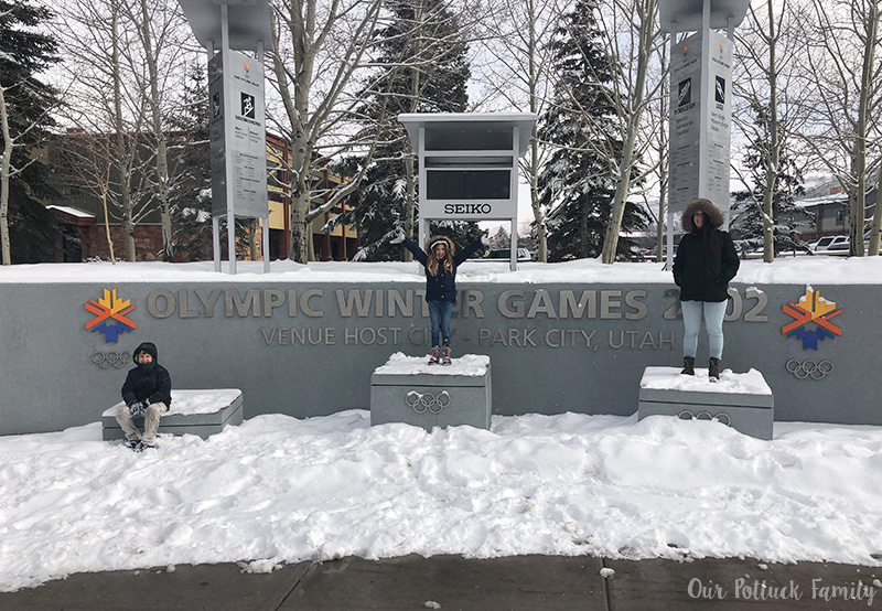 Park City Olympic Winter Games