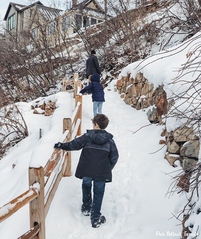 Park City Snow Hike