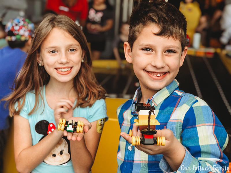 Disney Parks Birthday Vacation Legos
