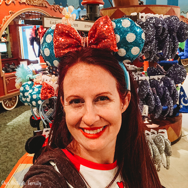 Disney Parks Birthday Vacation ears