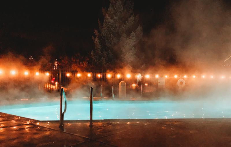 Park City Utah Swimming Pool