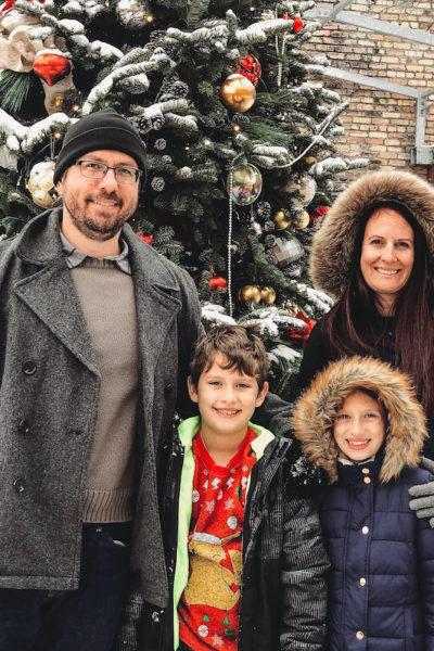 Park City Utah family