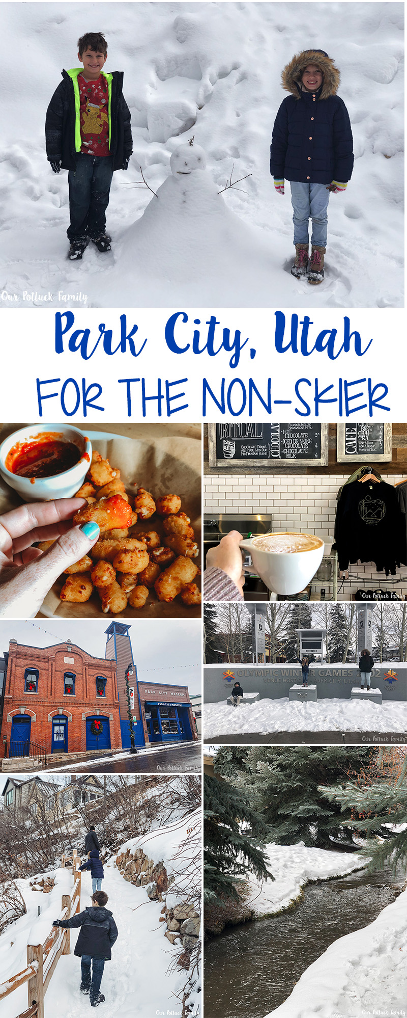 Park City, Utah for the Non-skier