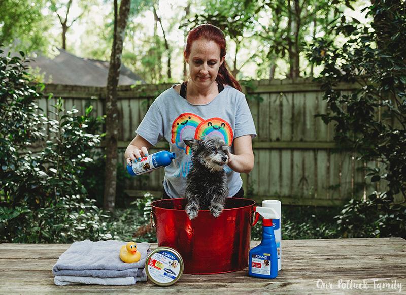 Protect Your Pets shampoo