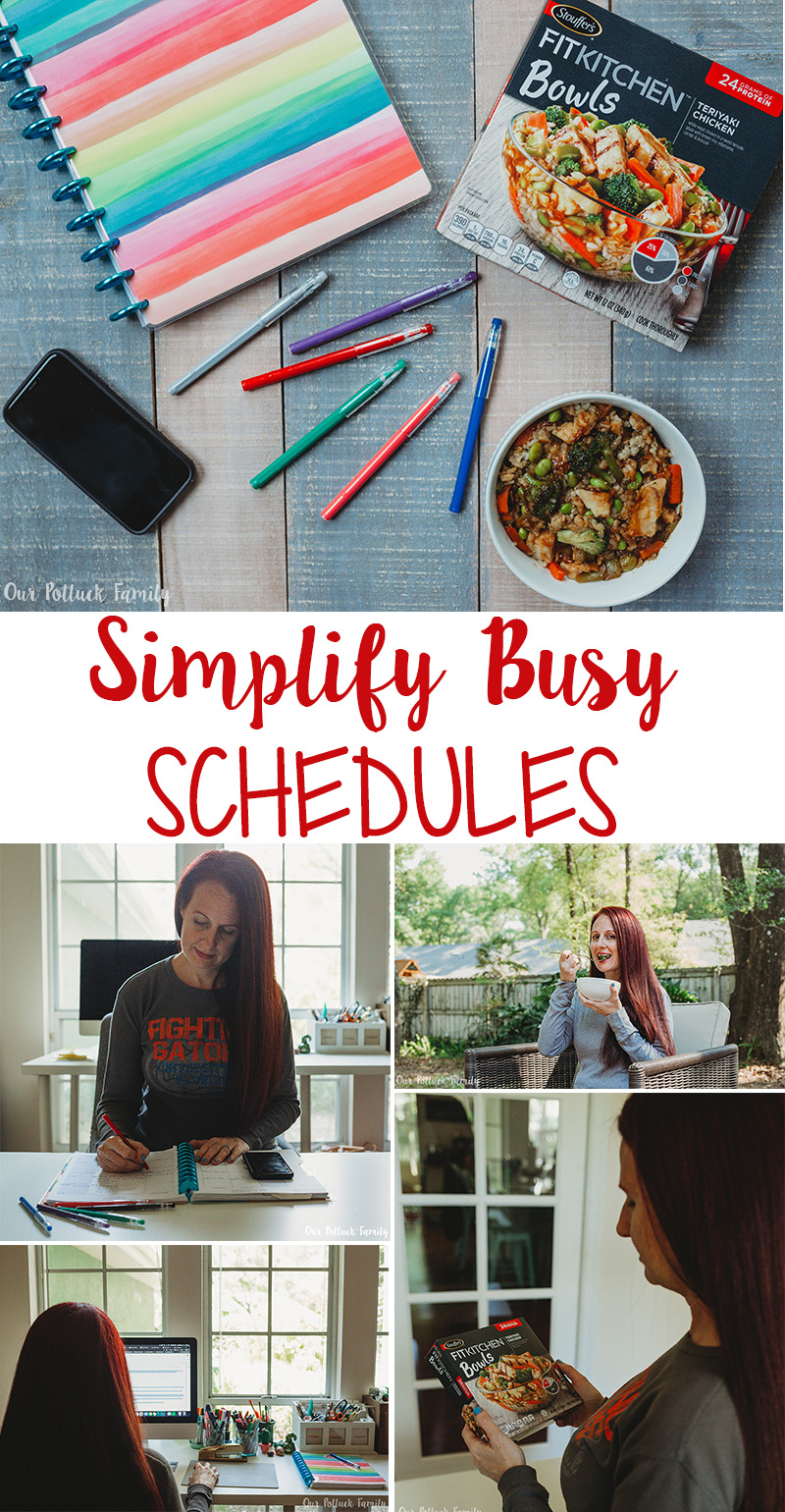 Simplify Busy Schedules