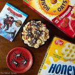 Spider-Man Movie Snack