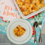 Easter Brunch Casserole Ham & Cheese