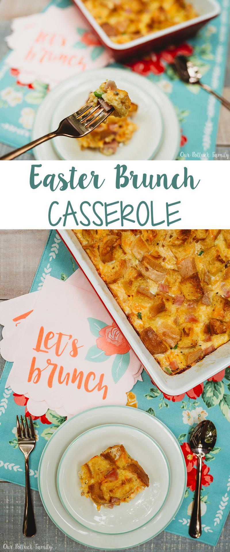 Easter Brunch Casserole