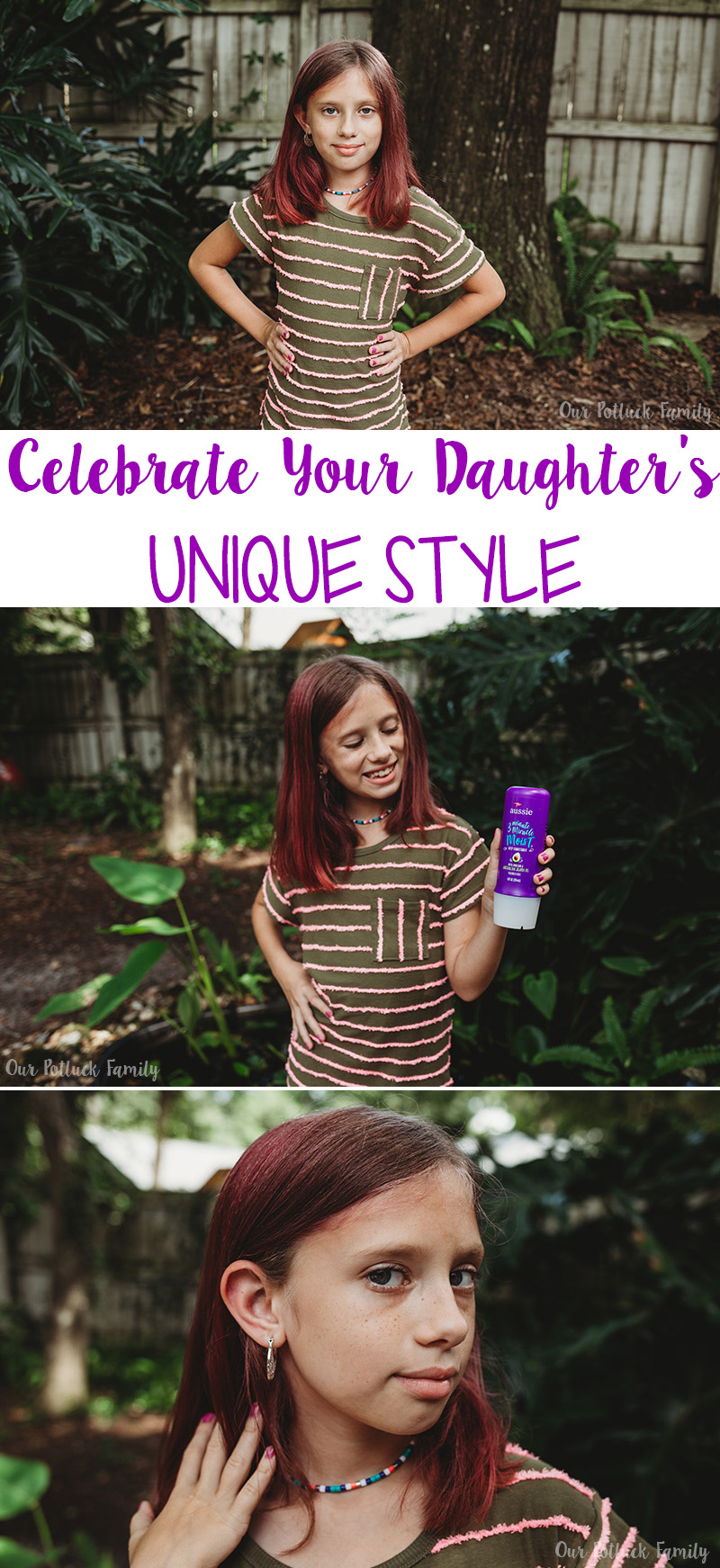 Celebrate Your Daughter's Unique Style