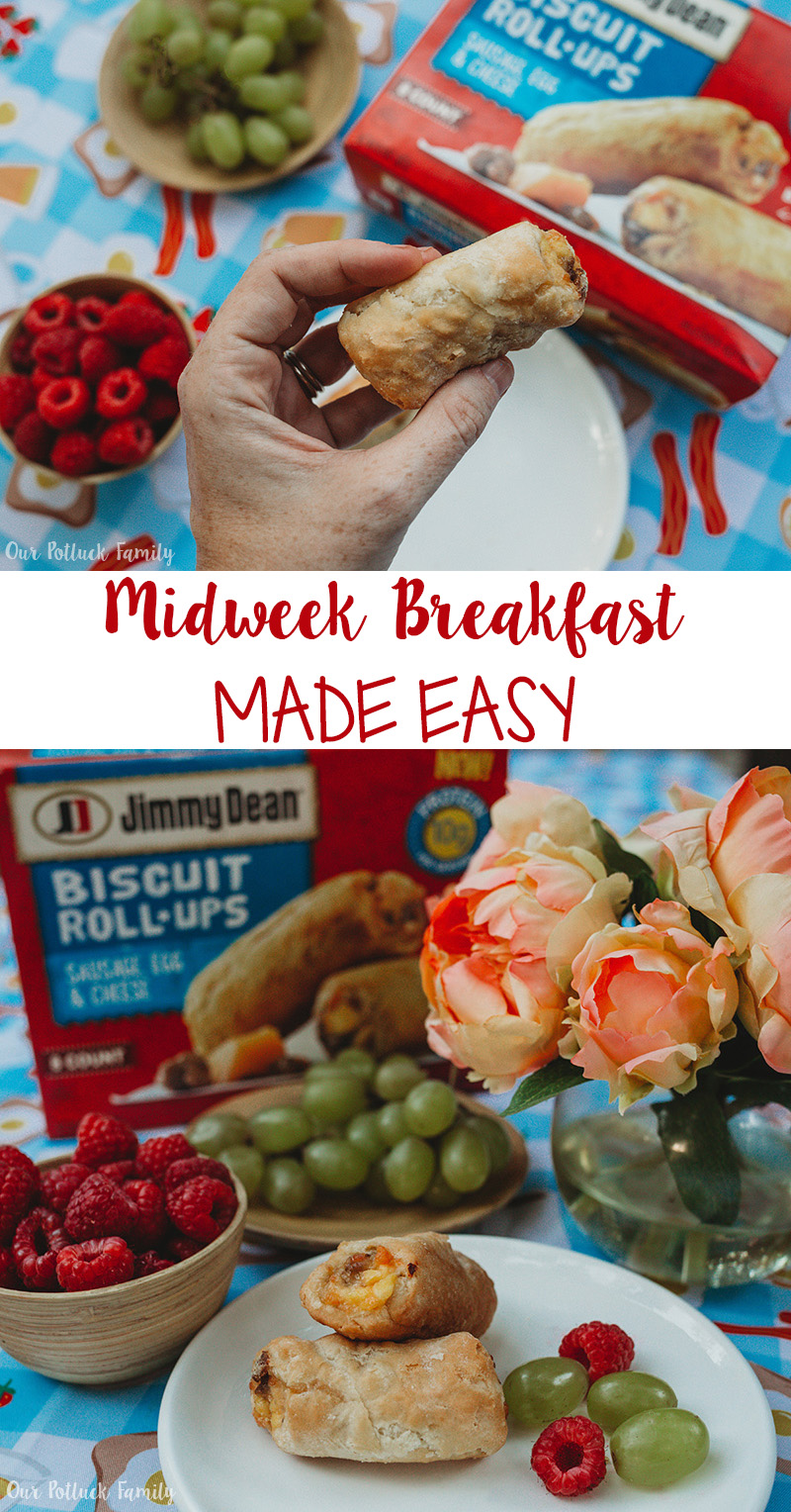 Midweek Breakfast Made Easy