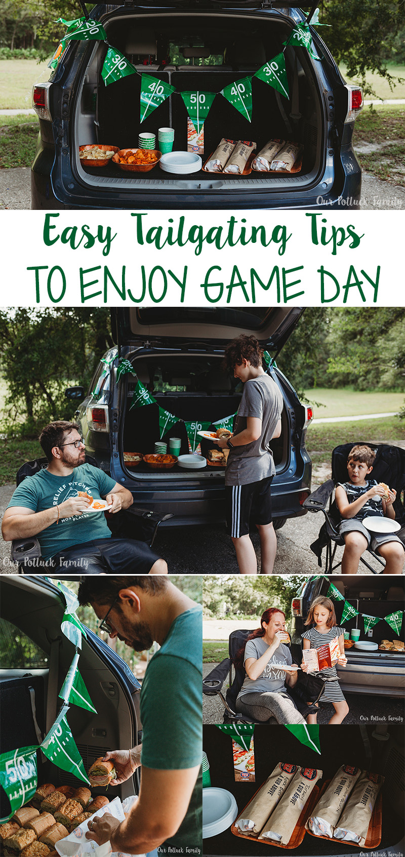 Easy Tailgating Tips