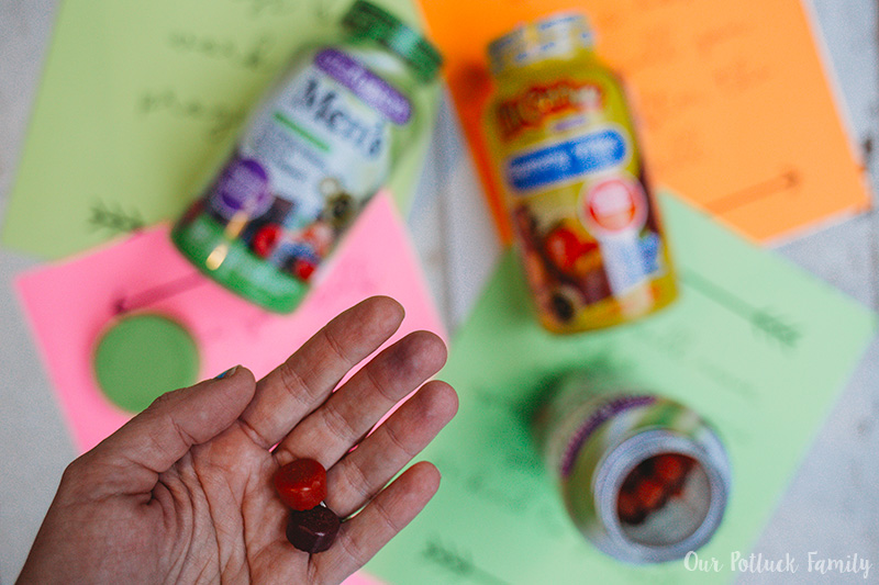 improving self-talk gummies